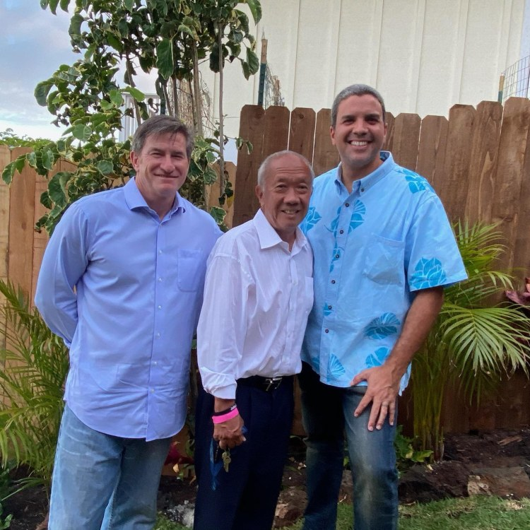 Honolulu City Council Members Ikaika Anderson and Tommy Waters are longtime friends of Speaker Calvin K.Y. Say.