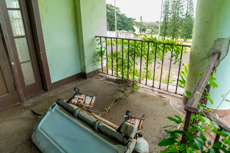 abandoned House - ghost house  Hawaii